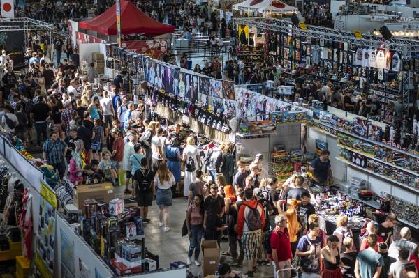 Comic Con 2019 Stuttgart