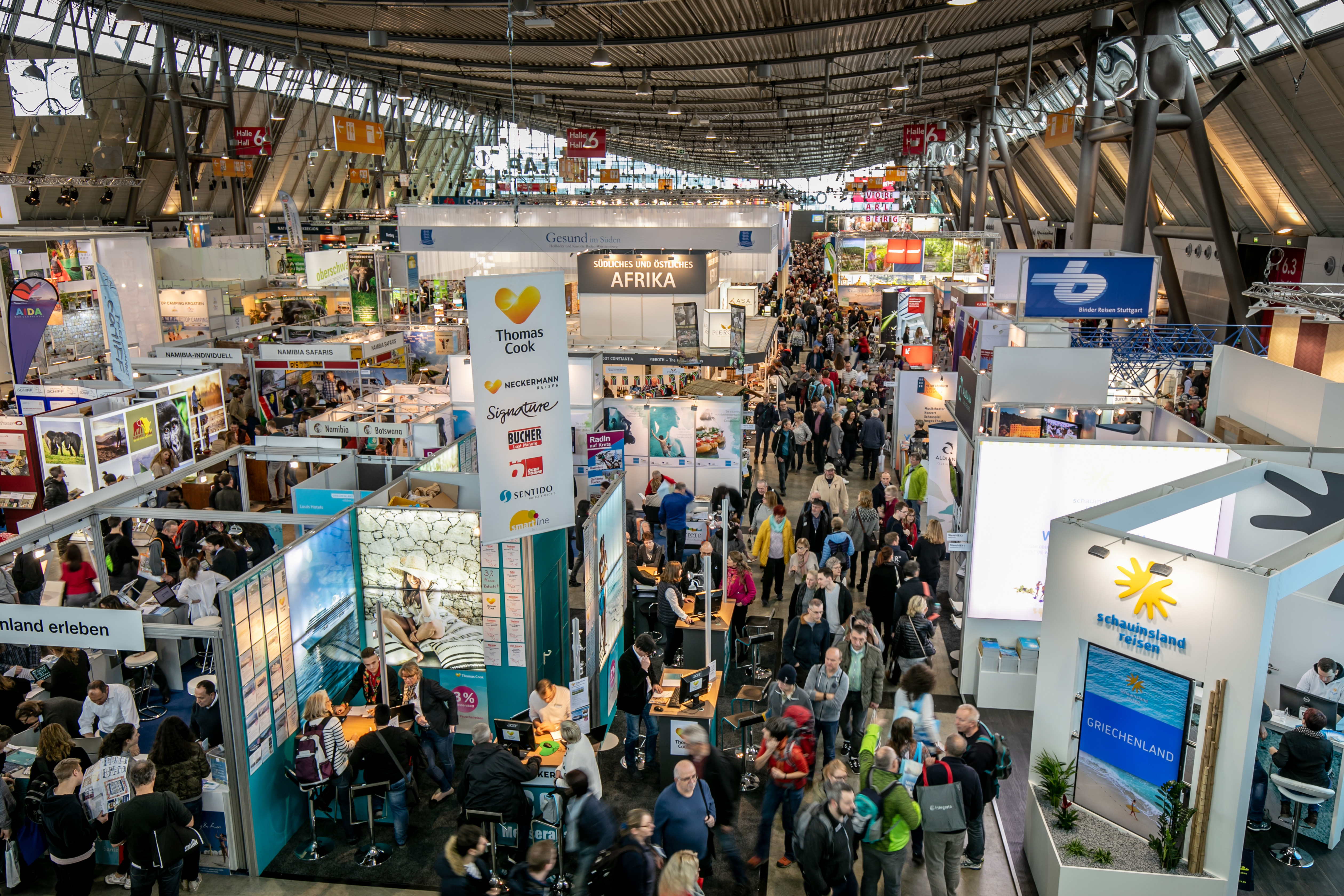 CMT 2019: Ununterbrochenes Wachstum der Reisebranche