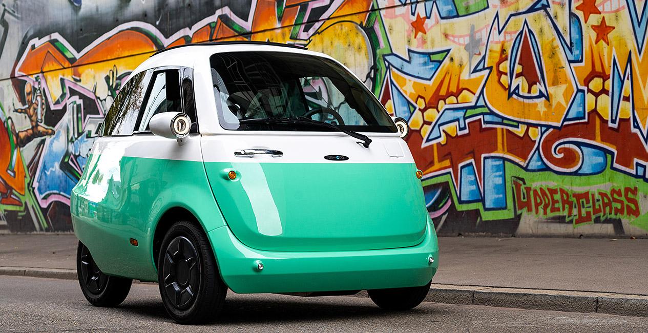 Microlino: Das Auto der Zukunft?